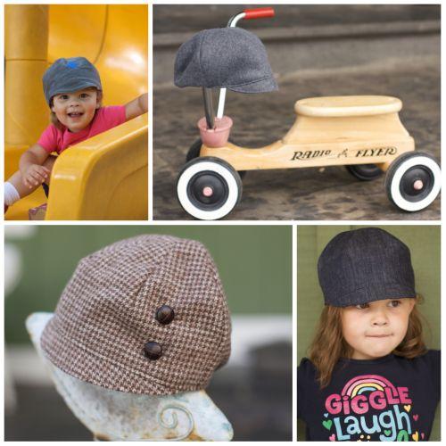 Little cap collage