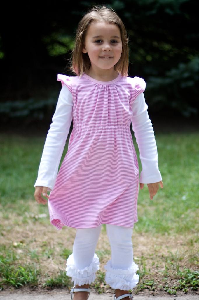 Pink dress 029