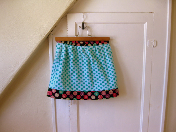 Asj finished skirt