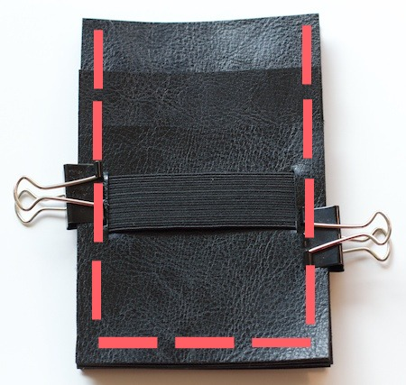 Leather wallet 8