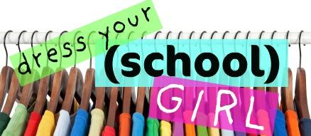Dress your school girl