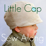 Little cap sharable button