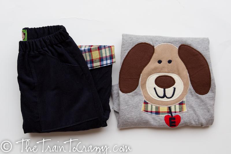 E dog shirt-4625