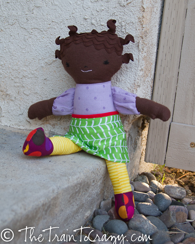 African american doll-5722