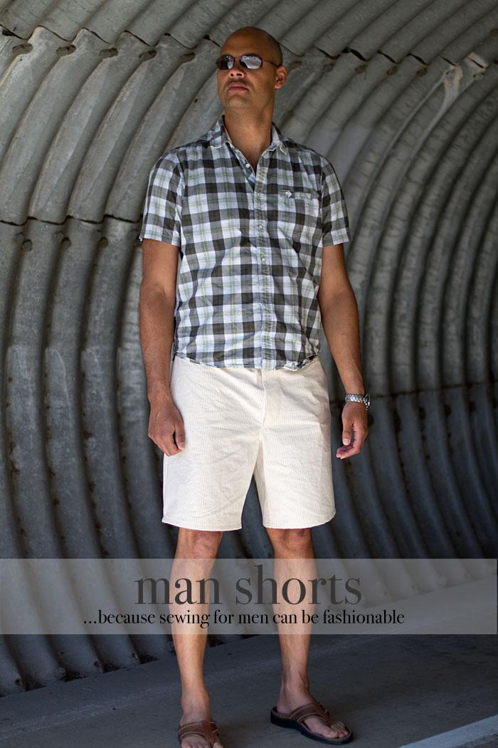 Man-shorts