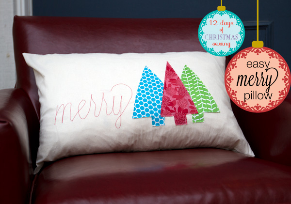 Merry-pillow-cover