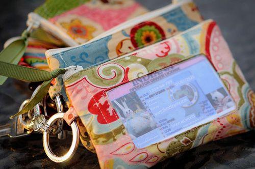 little zipper wallet