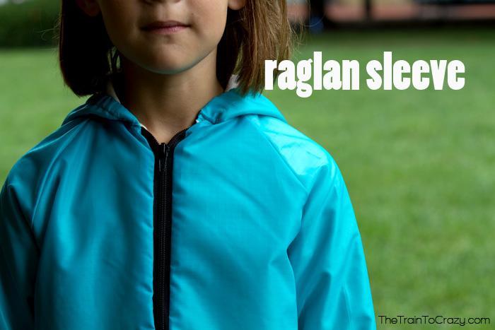 Raglan-sleeve