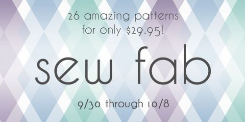 Fantastic sewing pattern bundle sale! buy them at http://thetraintocrazy.com