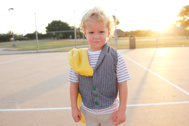 great little boy outfit!