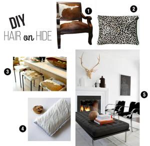 hair-on-hide-DIY